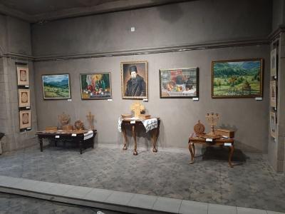 Роботи вражають: у Чернівцях відкрили виставку талановитої молоді