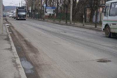 """""""Робимо повільніше, але якісно"""": ремонт Хотинської у Чернівцях затягується"""