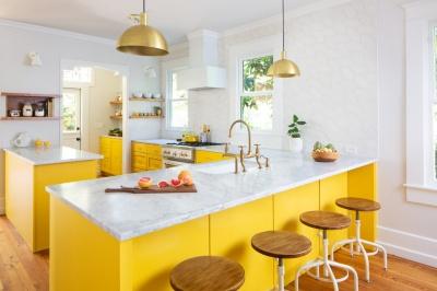 Ремонт кухні: створюємо дизайн-проєкт і підводимо усі комунікації!*