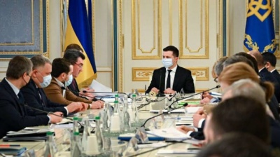 Назвали список нових імен із санкцій РНБО