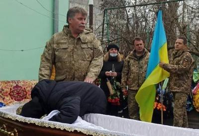 Сьогодні Буковина прощається із загиблими Героями