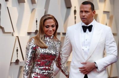 Дженніфер Лопес й Алекс Родрігес оголосили про розірвання стосунків