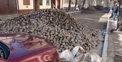 У Чернівцях порушили справу через ремонт вулиці Шевченка