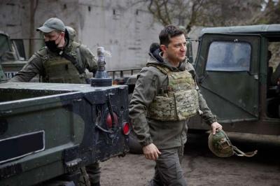 Зеленський розповів, що може завершити війну на Донбасі