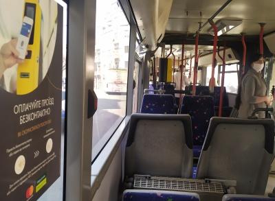 Через технічні проблеми: у ЧТУ пояснили, чому валідатори у тролейбусах можуть не видавати квитки