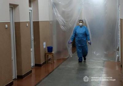 Коронавірус на Буковині: у яких районах найбільша кількість нових хворих