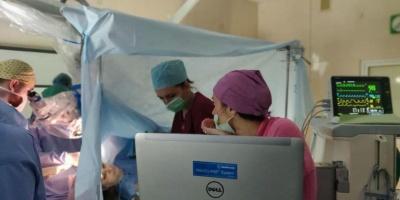В Україні вперше провели складну операцію на мозку: пацієнт був у свідомості