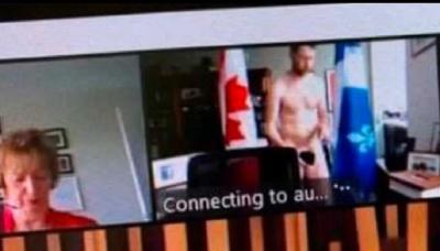 У Канаді політик випадково оголився перед колегами у Zoom (фото)
