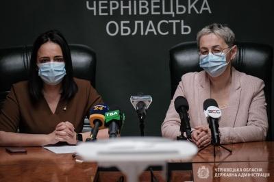 На Буковині щеплення проти COVID-19 робитимуть трьома вакцинами