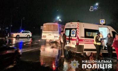 У Чернівцях поліція повідомила про підозру водійці, що вчинила ДТП, в якій загинула молода працівниця військкомату