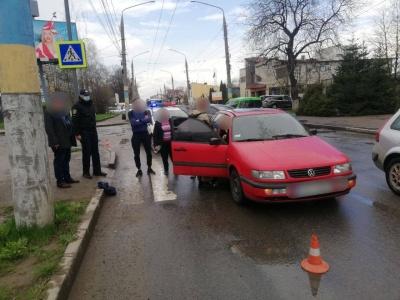У Чернівцях на пішоходному переході збили жінку