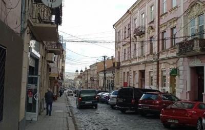 Вулицю Заньковецької відремонтують за 6 мільйонів гривень