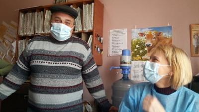 На Буковині триває щеплення вакциною Pfizer – фото