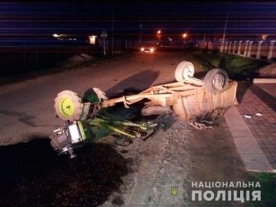 Загинув пасажир автомобіля:  у поліції розповіли подробиці смертельної ДТП на Буковині