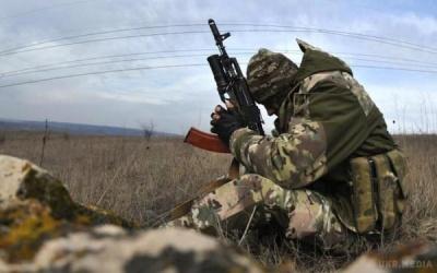 На фронті вбили українського військовослужбовця