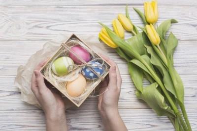 Вихідні на Великдень: скільки будемо відпочивати