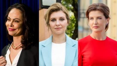 Які б'юті-ін'єкції приховують дружини відомих українських політиків