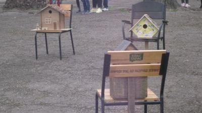 «Дах для птаха»: у Чернівцях провели конкурс шпаківень – фото