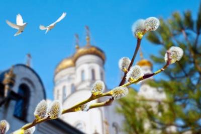 Коли у церквах Чернівців освячуватимуть вербу: розклад богослужінь