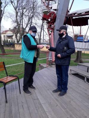 У Центральному парку Чернівців запрацювали атракціони: яка вартість квитків – фото