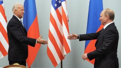 У Кремлі повідомили, коли можуть зустрітися Байден і Путін