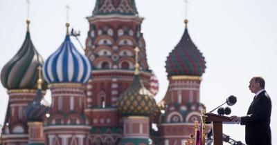 """Очільник британської розвідки назвав Росію країною, яка """"слабшає"""""""