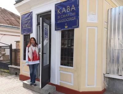 У Чернівцях відкрили кав'ярню, де збиратимуть гроші на благодійність