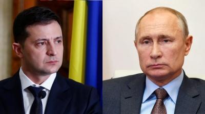 Зеленський доручив організувати зустріч з Путіним