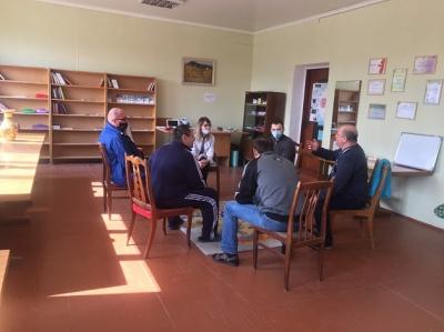 У госпіталі ветеранів у Чернівцях учасники бойових дій зможуть отримати психологічну допомогу
