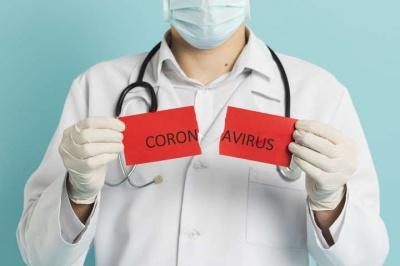 Степанов заявив про вихід України з третьої хвилі коронавірусу