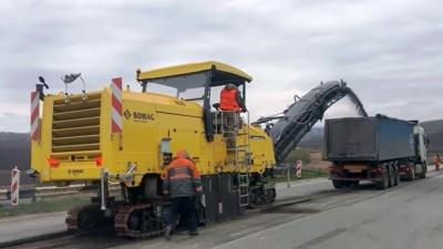 На Буковині триває капітальний ремонт траси «Житомир – Чернівці»