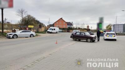 Потрійна ДТП у Чернівцях: у поліції розповіли деталі аварії на Сторожинецькій