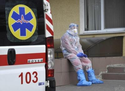 COVID-19: Україна може стати першою у Європі за смертністю