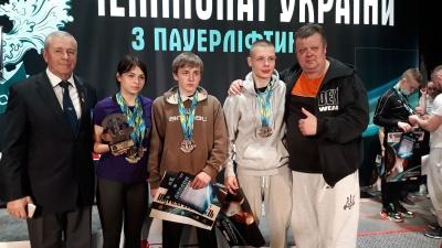 Силачі з Буковини стали чемпіонами України