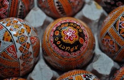 Невідома Буковина: якими фарбами та ескізами прикрашали писанки у різних селах Гуцульщини