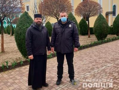 На Буковині поліцейські на Великдень чергуватимуть біля храмів