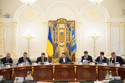 Стало відомо, проти кого РНБО може запровадити чергові санкції