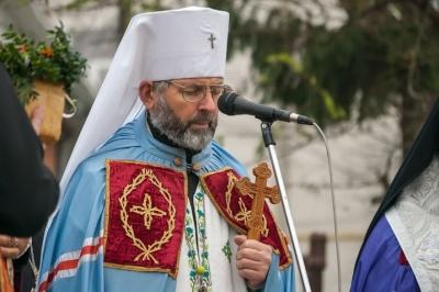 Пасхальне вітання митрополита Чернівецького і Буковинського Данила