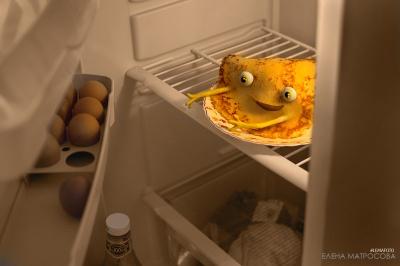 Анекдот дня: про холодильник