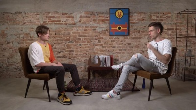 Український блогер заявив, що Дудь вирізав з інтерв'ю його слова про агресію Росії та Голодомор