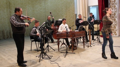 Сьогодні у Чернівцях відбудеться святковий концерт