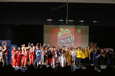 У Чернівцях стартує студентська «Ліга сміху»: назвали дату концерту