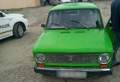 Вандала, який на Пасху влаштував погром на кладовищі в Путилі, затримали на крадіжці авто