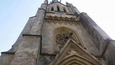 Клічук розповів, чи будуть реставрувати костел Серця Ісуса в Чернівцях