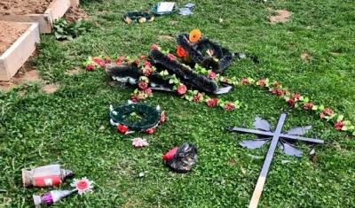 """""""Розкаявся"""": на Буковині суд пожалів зловмисника за розгром  могил, а він викрав авто"""