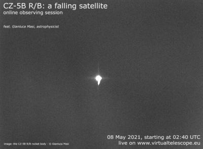 Вчені спрогнозували час і місце падіння китайської ракети на Землю: це станеться 9 травня