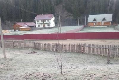 На Буковині посеред травня зафіксували майже 10 градусів морозу