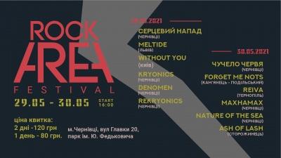 Rock area festival 2021