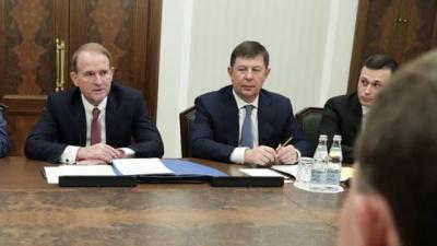 Медведчук і Козак підозрюються в державній зраді - Венедіктова