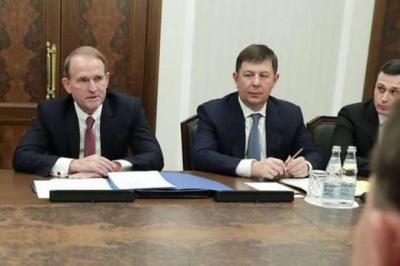 Медведчук передавав Росії секретні дані про Збройні сили України